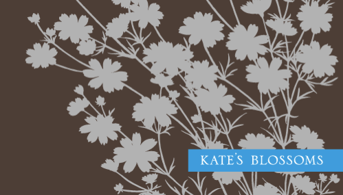 Kate's Blossoms Logo