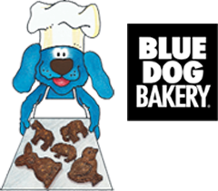 Blue Dog Bakery Logo