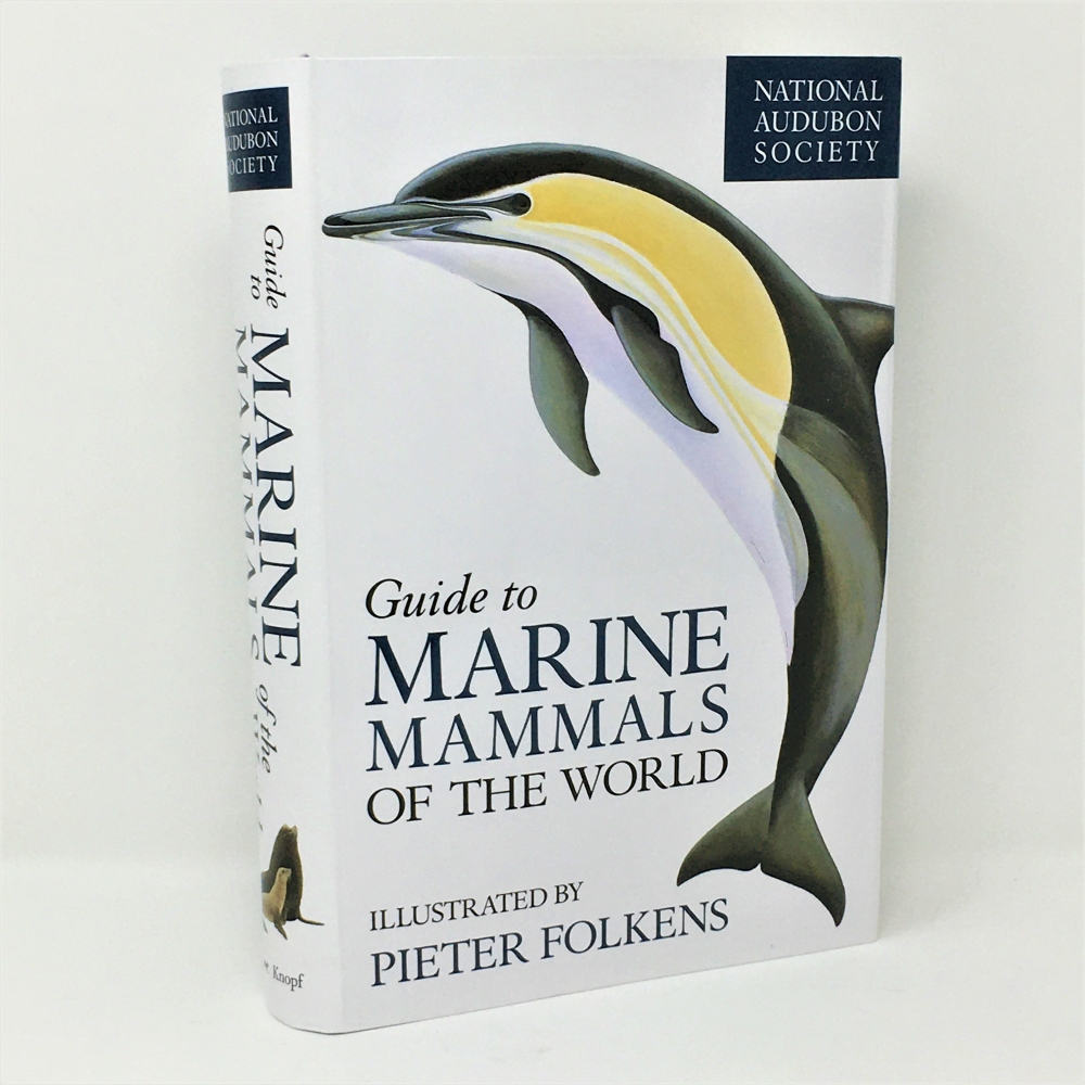 Marine Mammals of the World guide book
