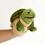 Click here for more information about Turtle Puppet
