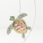 Click here for more information about Fair Trade Sea Turtle Ornament