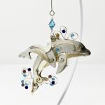 Click here for more information about Fair Trade Dolphin Ornament