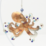 Click here for more information about Fair Trade Octopus Ornament