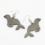 Click here for more information about Sea Lion Earrings