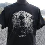 Click here for more information about Otter Face T-shirt