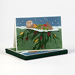 Click here for more information about Sea Otter Holiday Cards