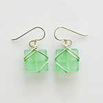 Click here for more information about Seaglass Earrings