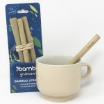 Click here for more information about Bamboo Mini Straws