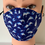 Click here for more information about Dolphin Face Mask (YOUTH)