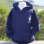 Click here for more information about Youth Hooded Sweatshirt - 2 colors