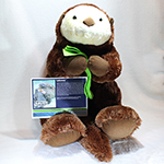 Click here for more information about Adopt-a-Seal® - Giant Sea Otter Adoption Package