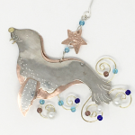 Click here for more information about Fair Trade Sea Lion Ornament