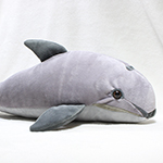 Click here for more information about Vaquita Porpoise Plush