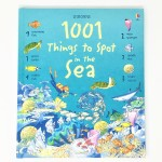 Click here for more information about 1001 Things to Spot in the Sea