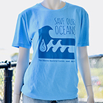 Click here for more information about Recycled Plastic Bottle T-shirt
