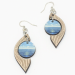 Click here for more information about Ocean Horizon Earrings